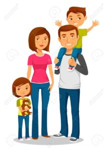 40865982-cartoon-illustration-of-a-young-happy-family